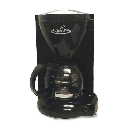 Coffeemaker, 4-Cup, 6-1/2 quot;x7-1/4 quot;x10
