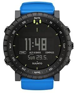 Suunto Core Sports Watch,One Size,Blue Crush