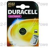 """DURACELL Lot de 5 piles bouton lithium """"Electronics"""", CR2032"""