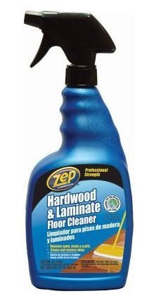 Enforcer 32 Oz Zep Hardwood & Laminate Floor Cleaner  ZUFHC32