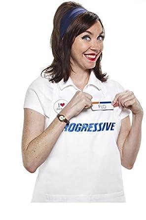 Progressive Collection Flo Insurance Girl Costume, One_Size