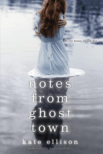 Notes from Ghost Town cover image