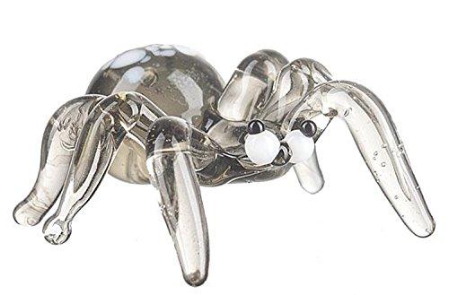 Miniature Glass Spider by Ganz