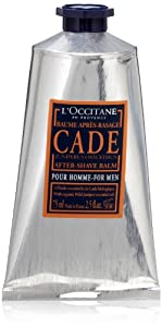 L'Occitane Cade After-Shave Balm for Men, 75ml