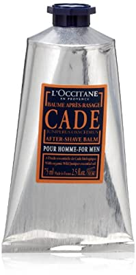 L'Occitane Cade After Shave Balm For Men, 2.5 fl. oz.