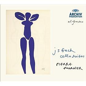 J.S. Bach: Suite For Cello Solo No.1 In G, BWV 1007 - 2. Allemande