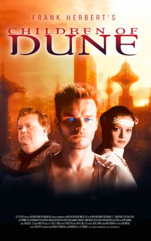 Frank Herbert's Children of Dune [VHS]