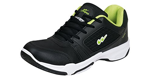 Campus ROTER Black Men Sports Shoes Size- 6 UK