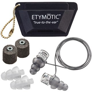 Etymotic Research ER20XS Universal Fit High-Fidelity Earplugs (Ear Plugs Work compare prices)