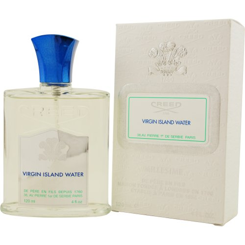 CREED - VIRGIN ISLAND WATER edt vapo 120 ml-mujer