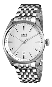Oris Artix Date Mens Stainless Steel Automatic Watch 73376424051MB