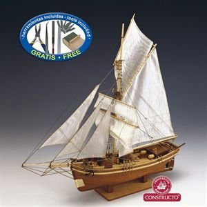 Constructo 80704 Model Ship Kit Gjoa