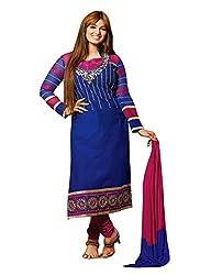 Damsel Designs Women Designer Salwar Kameez(DD_AD_1614)
