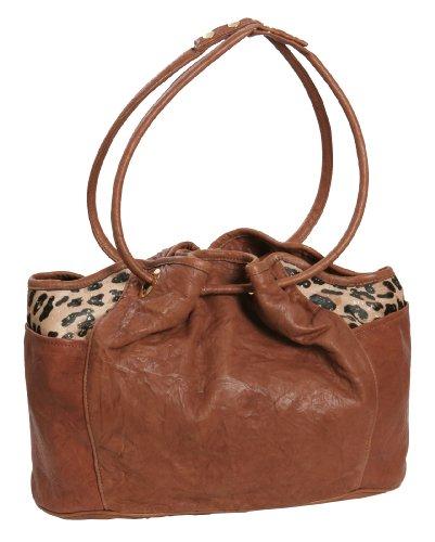 Mia Bossi Audrey Diaper Bag, Glow front-549523