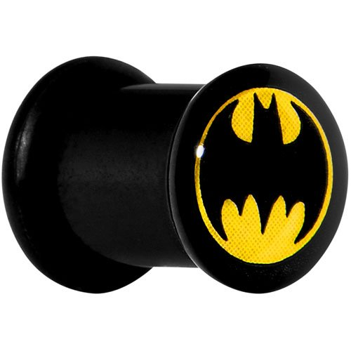 : 0 Gauge Licensed Batman Saddle Plug