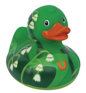 Bud Luxury Rubber Duck Lily of the Valley - 1