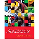 Statistics- Text Only (0007028369) by McClave, James T.