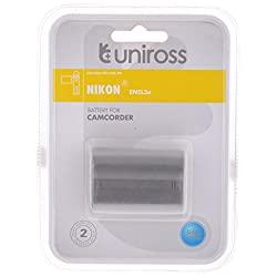 Uniross Battery for Nikon Digital Camera (ENEL3e)