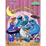 Monsters, Monsters! (Sesame Street Silly Stories)by Golden Books