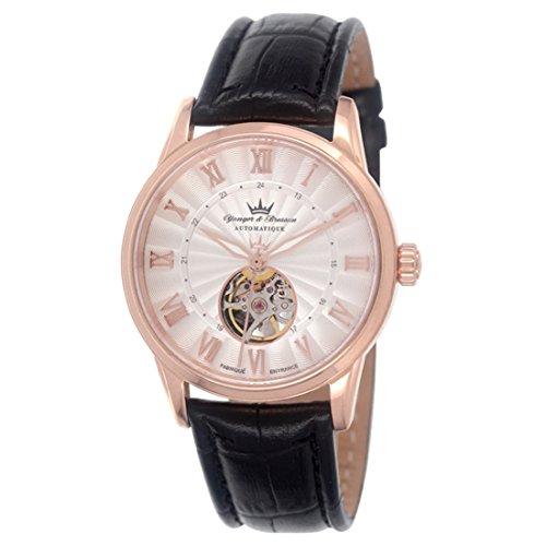 Orologio da polso uomo - Yonger&Bresson YBH8523_04B
