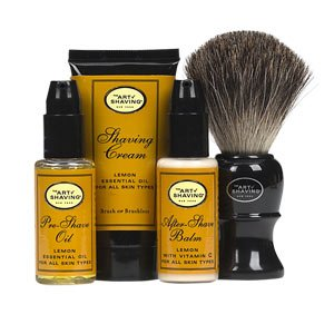 Art of Shaving Lemon Essential Oil Starter Kit