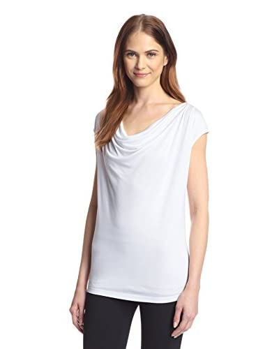 NIC+ZOE Women's Drape Neck Top