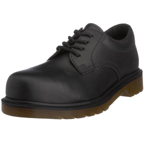 Dr. Martens Unisex 2215Z Safety Shoe Black 10280001 12 UK