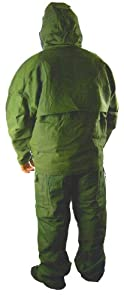 Military Surplus NBC (Nuclear, Biological and Chemical) Protective Suit Size Medium