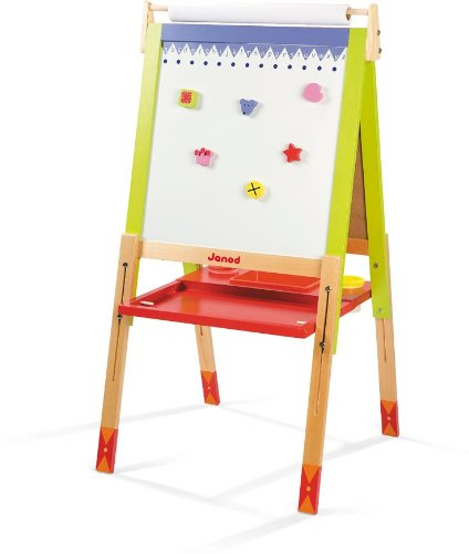 Janod Height Adjustable Easel