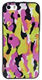 skinnydip ( スキニーディップ ) ロンドン デザイナー カモフラージュ ネイル コラボ iphoneケース WAH NAILS CAMO IPHONE 5 5S CASE ケース アイフォン カバー apple iphone5 iphone5s 保護フィルム ゲット 海外 ブランド