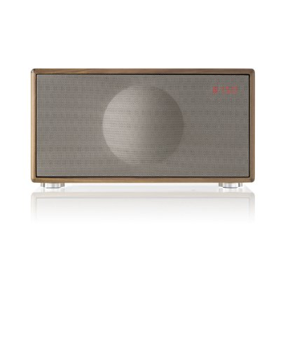 Geneva Sound System Model M All-in-One Stereo (Walnut)