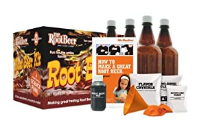 Mr. Root Beer Home Root Beer Kit