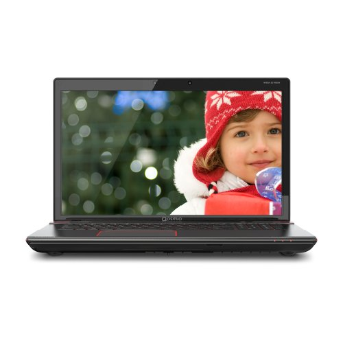 Toshiba Qosmio X875-Q7390 17.3-Inch 3D Laptop (Black Widow Styling in Diamond-Textured Aluminum)