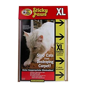 X-Large Sticky Paws ( Five 9