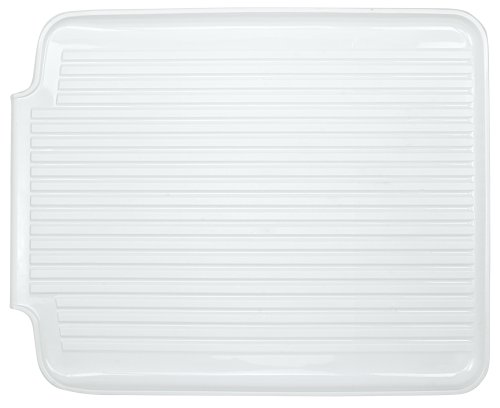 Better Houseware 1480 W Large Dish Drainer Board WhiteB0000TQHVC