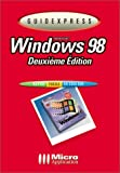echange, troc Databeker - Guidexpress Windows 98, 2e édition