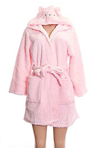 Hello Kitty Pink Soft Original Plush Shower Gown
