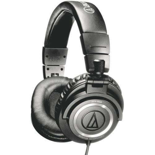 audio-technica プロフェッショナルモニターヘッドホン ATH-M50