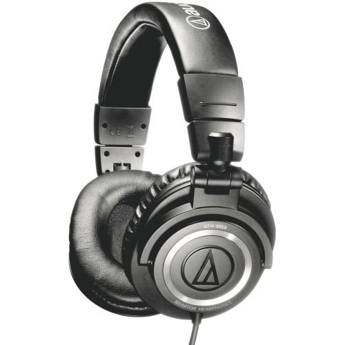 Audio-Technica ATH-M50s/LE Limited Edition Professional Studio Monitor Headphones