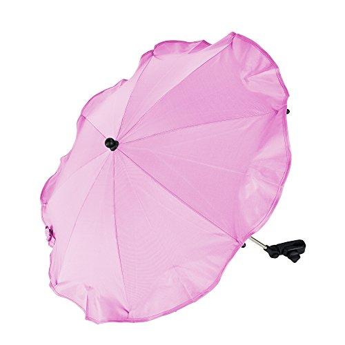 AltaBeBe AL7000 -06 Parasole per Passeggino con Protezione UV, Rosa
