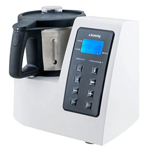 HKoenig-HKM1028-Robot-de-cocina-funcin-caliente-1300-W