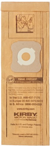 Kirby K197394 Micron Magic Bags - 9 Pack