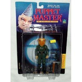Amazon Com Puppet Master Tunneler Figure Toys Amp Games