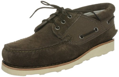 Timberland Men's Abington 3 Boat Shoe Brown Boat Shoe 81529 10 UK