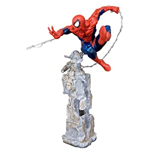 Marvel Comics Amazing Spider-Man: Spider Man Unleashed Fine Art Statue
