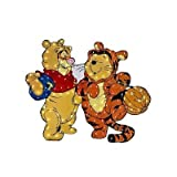 Halloween Decoration – Pooh and Tigger- Lighted Yard Decor Picture