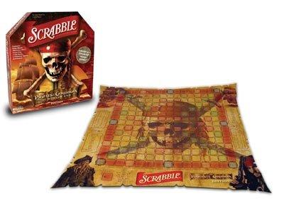 Sababa Pirates of Caribbean Scrabble® - 1