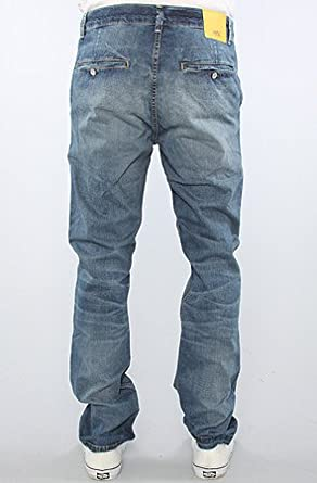 Jeans Eddy Chino men's denimchino ragged chino WeSC W28 L32 Homme