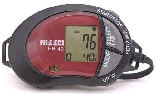 NISSEI 光電式脈拍モニター パルスコーチ neo HR-40