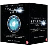 Stargate SG-1 - Complete Season 1-10 plus The Ark of Truth/ Continuum (New Packaging) [DVD]
